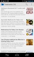 Screenshot of Fatty Liver