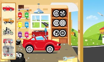 Screenshot of Kids CARS