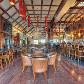 The Lord Lucan Pub by Paul Holmes - Buildings & Architecture Other Interior ( dublin buildings )