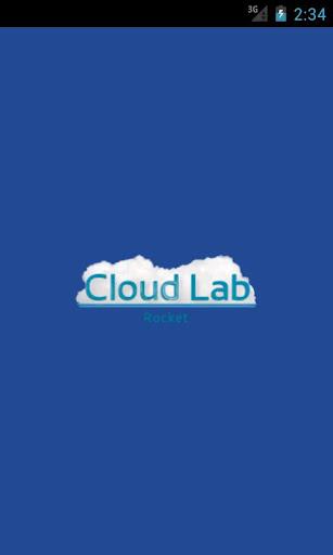 Cloud Lab Rocket