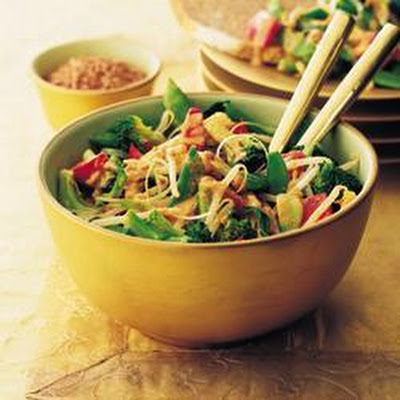 Oriental Broccoli Salad