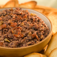 Olive & Sun-Dried Tomato Spread