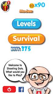 Shooting Dots - screenshot
