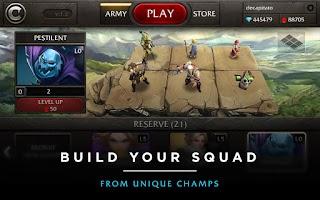 Screenshot of Champs: Battlegrounds
