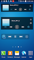 Screenshot of MAVEN Music Player (3D Sound)