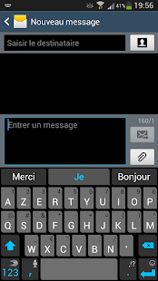 Screenshots  SwiftKey clavier
