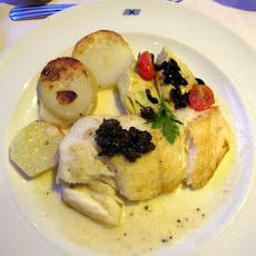 Kalamata Halibut
