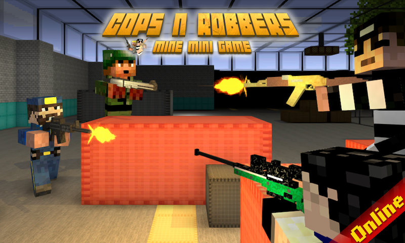 Cops N Robbers - FPS Screenshot 4