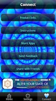 Screenshot of Chakra Opening Brainwave