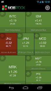 Mob Stock - Market Watcher APK baixar