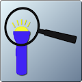 App Magnifying Flashlight APK for Kindle