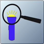 Magnifying Flashlight APK for iPhone