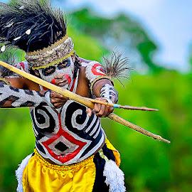 hunter by Bramantya Wardana - People Professional People