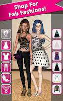 Screenshot of Style Me Girl: Free 3D Dressup