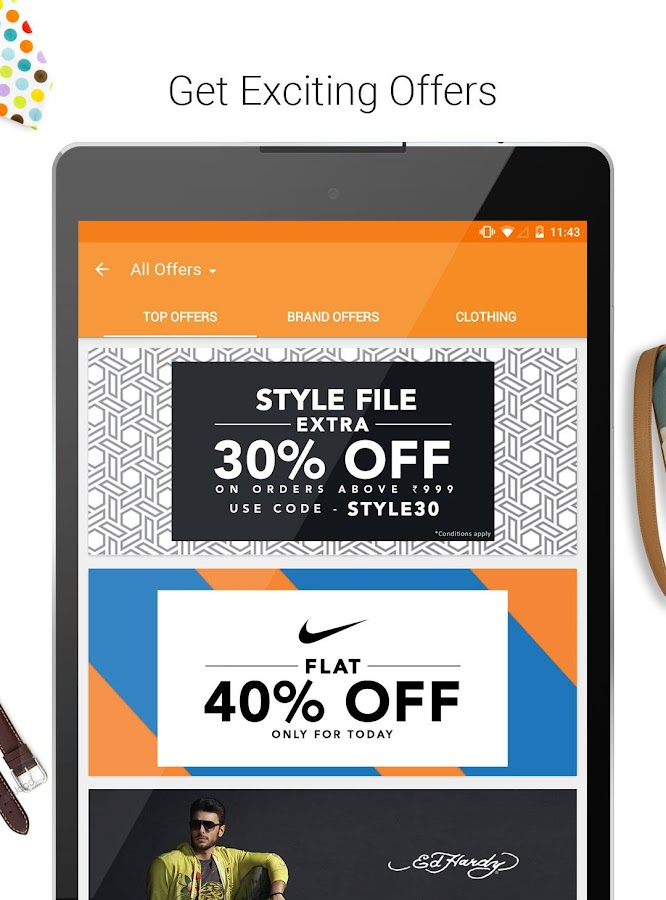 Jabong-Online Fashion Shopping Screenshot 9
