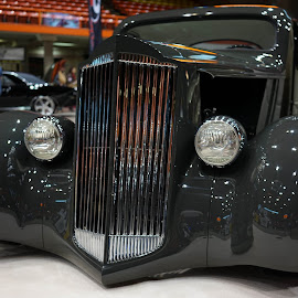 grill by John Knowles-smith - Transportation Automobiles ( car, classic auto, american muscle, custom )