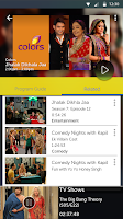 Screenshot of IDEA Live Mobile Tv Online