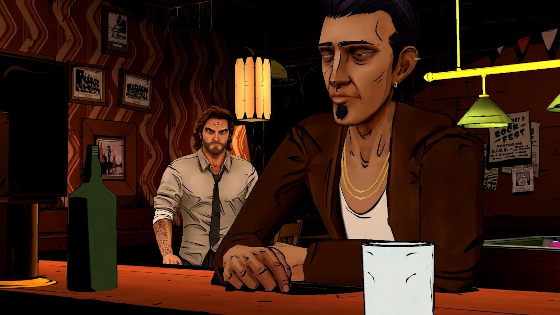 The Wolf Among Us: Episode Three – The Crooked Mile Review