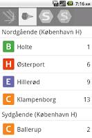 Screenshot of MitTog