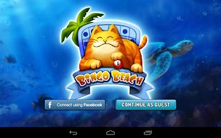 Screenshot of Bingo Beach