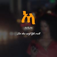 Screenshot of ArifLife