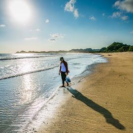 Ungapan Beach  by Lefri Kristianto - Landscapes Beaches