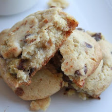 Banana Chocolate Chip Cookies