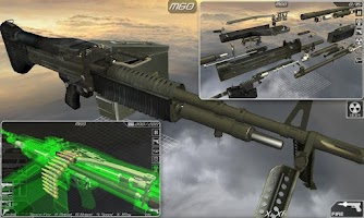 Screenshot of Gun Disassembly 2