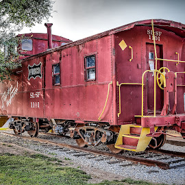 Centennial Caboose by Ron Meyers - Transportation Trains