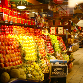NYC Supermarket by Alec Halstead - Food & Drink Fruits & Vegetables (  )