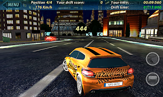 Screenshot of Need for Drift: Most Wanted