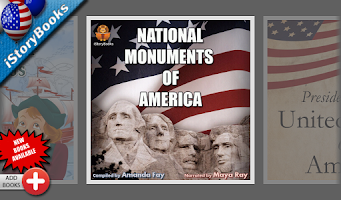 Screenshot of American History Books