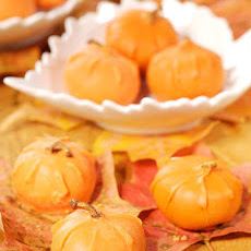 Chocolate Fig Pumpkins