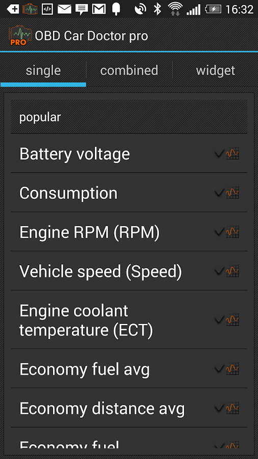 OBD Car Doctor Pro Screenshot 1
