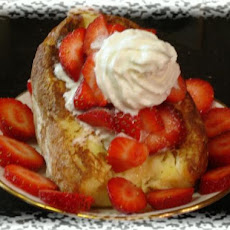 Hawaiian Stuffed French Toast