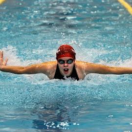 New breath by Flavian Savescu - Sports & Fitness Swimming