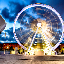 Liverpool eye by Adriaan Oosthuizen - City,  Street & Park  Skylines ( rampix photography, liverpool, cityscape, photography )