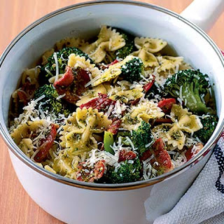 Bacon Pesto Pasta Recipes