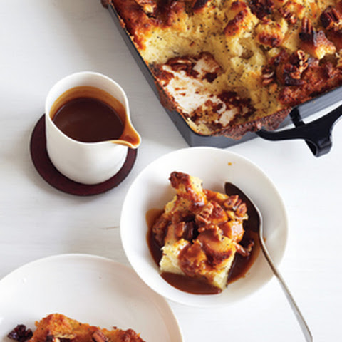 Bread Pudding With Whiskey Sauce Epicurious Recipes | Yummly