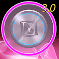 App TSF Shell Theme Pink Light HD APK for Kindle