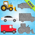 Download Android Game Vehicles Puzzles for Toddlers! for Samsung