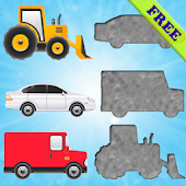Vehicles Puzzles for Toddlers! APK baixar