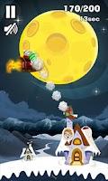 Screenshot of Santa Gun