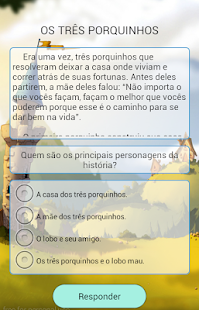 Mundo dos Textos- screenshot thumbnail