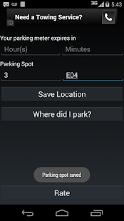 Oh S**t, Where Did I Park? - screenshot