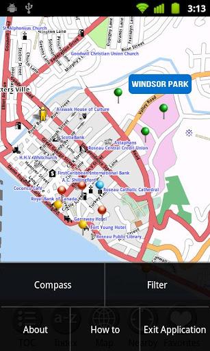 免費旅遊App|Dominica - FREE Travel Guide|阿達玩APP
