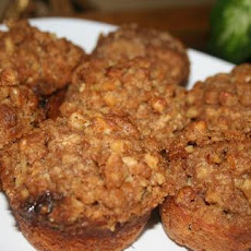 Applesauce  Oatmeal   Muffin-Tops (Or Muffins)