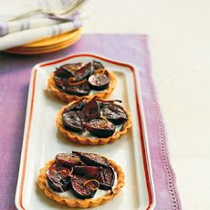 Roasted Fig Tartlets