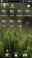 Screenshot of EZ Launcher
