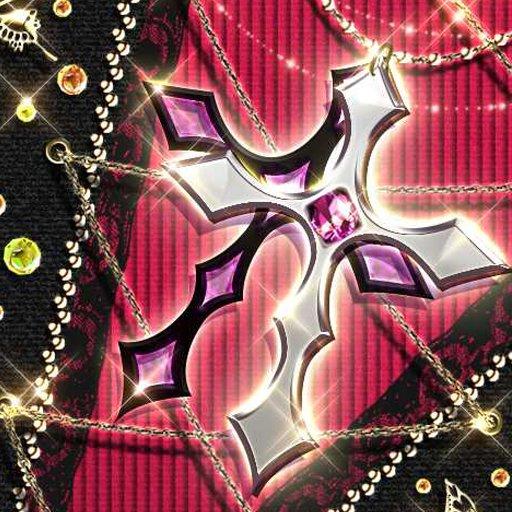 个人化のa2-Roman cross charm LOGO-記事Game